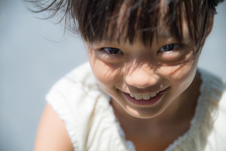 動きのある子供の写真を綺麗に撮ることができる写真テクニック