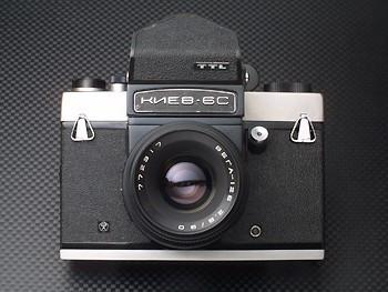 キエフ60 カメラ