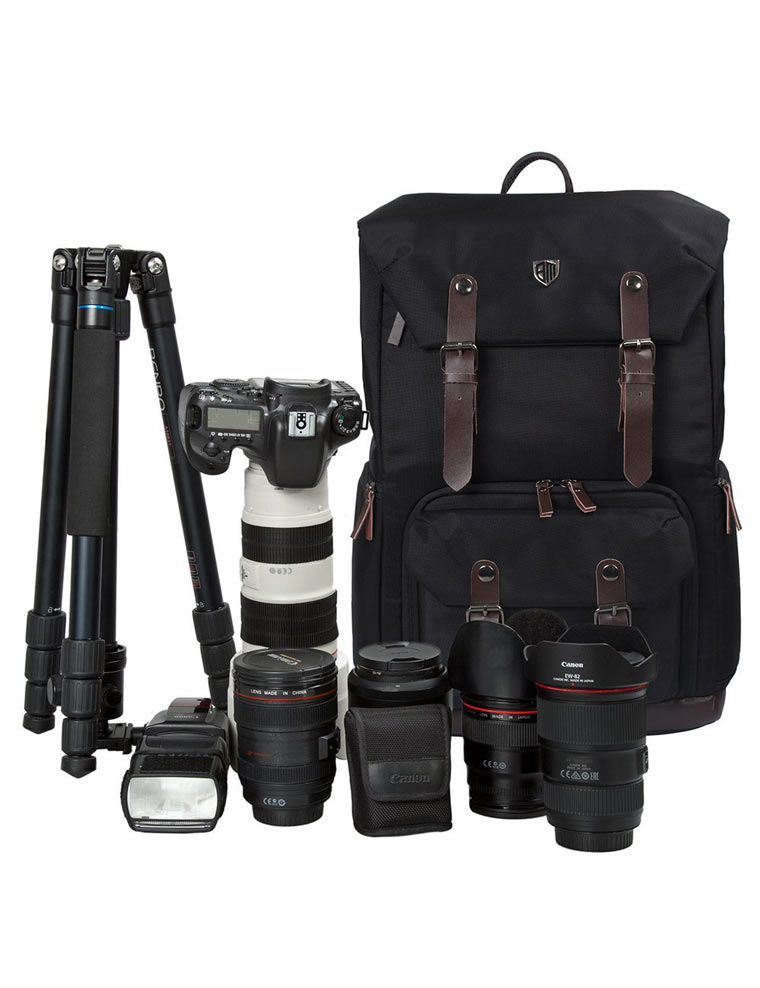 BAGSMART 一眼レフ用カメラバッグ