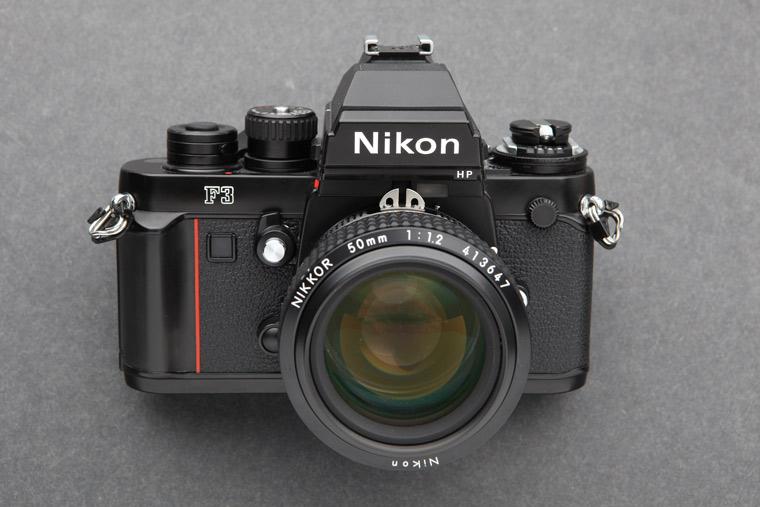 20年間愛され続けてきたフィルムカメラNikon F3レビュー!
