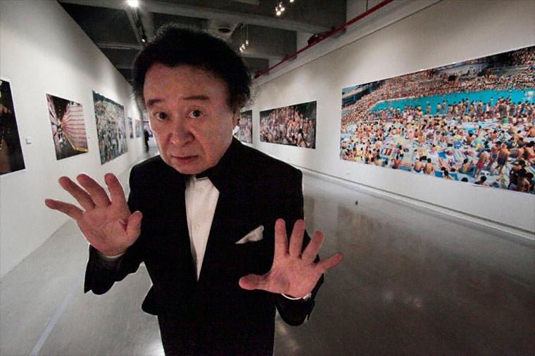 あのジョン・レノンを撮影した日本を代表する写真家、篠山紀信とは?