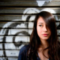 Nikon D5で撮るポートレート。モデルLilla。 in 中津。