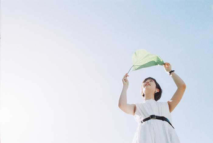 FUJIFILM 業務用フィルムISO400レビュー!モデルchikaと撮影in中崎町!