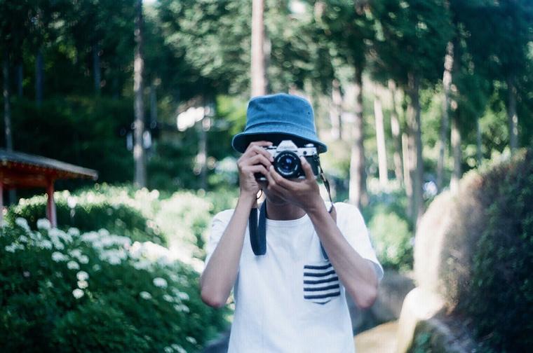 写真家田中信成