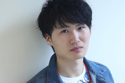 モデル中村彰吾
