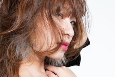 モデル角侑子