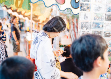 豊崎神社夏祭り