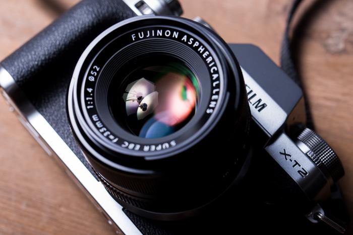 Fujifilm XF35mm F1.4R