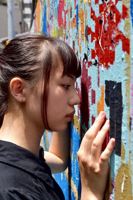 モデル中川未羽