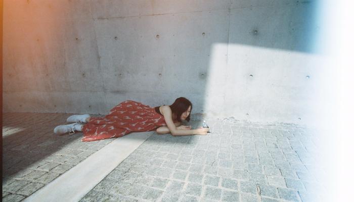 モデル杏夏