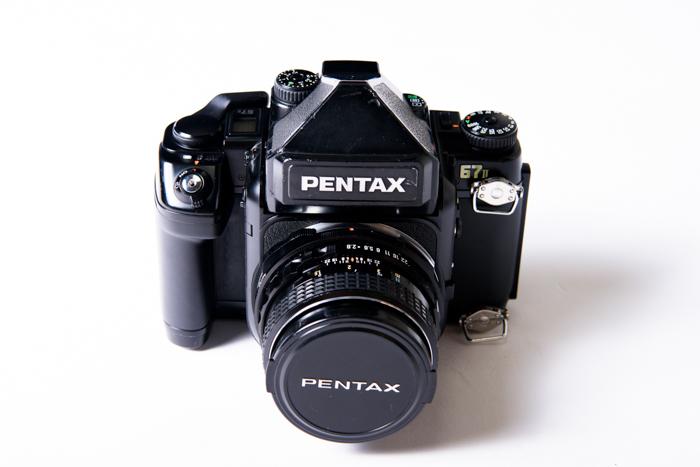 PENTAX67Ⅱ