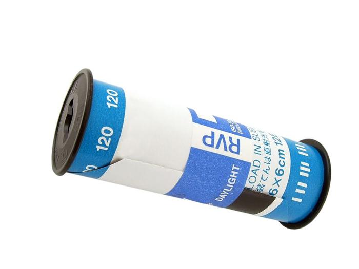 PENTAX67Ⅱで使用するフィルム