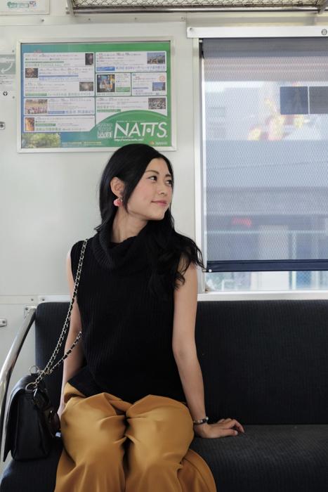 モデルyukiko