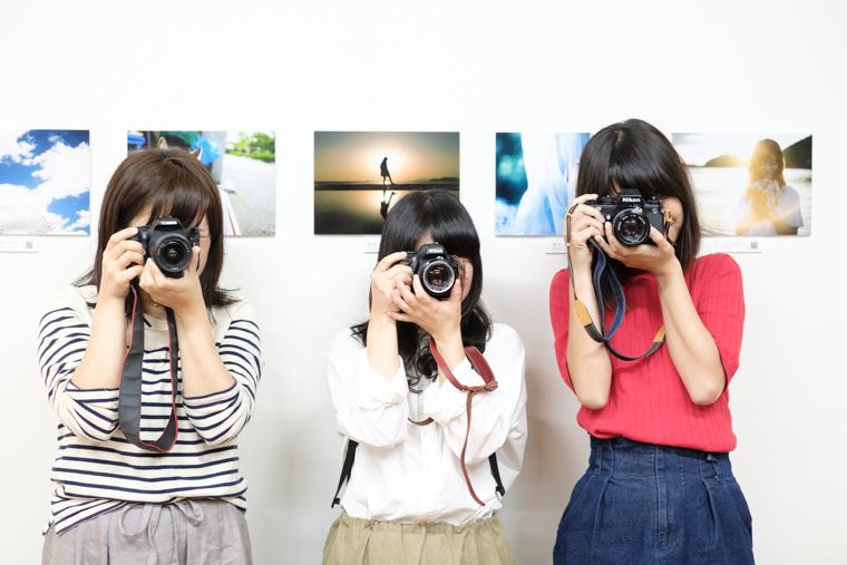 大隅写真部と関西写真部のコラボ企画