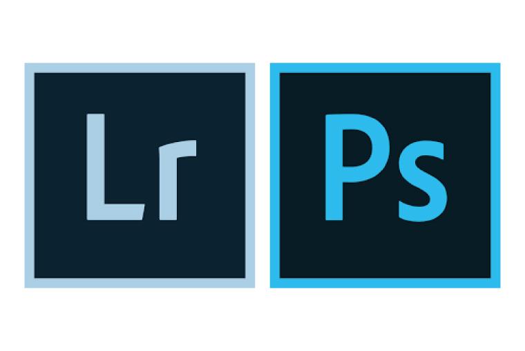 Adobe PhotoshopとLightroom