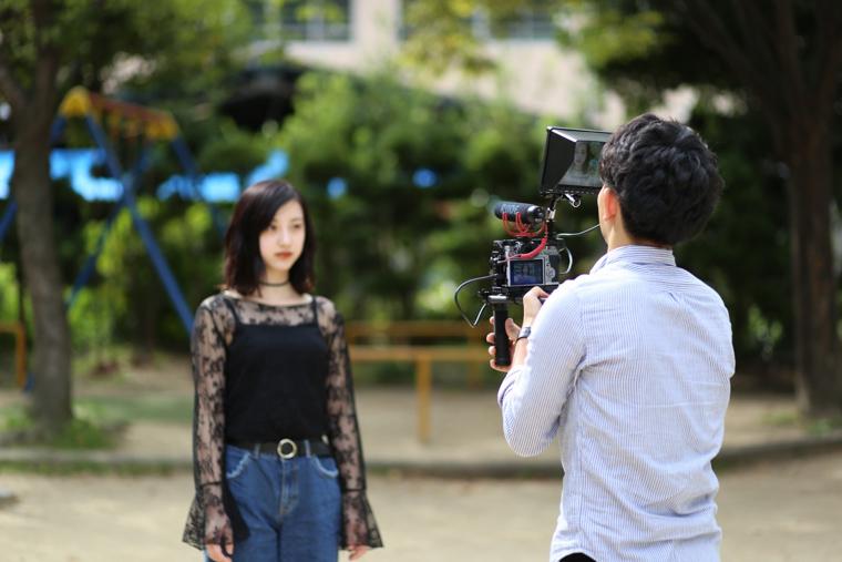 富士フィルム X-T2用のカメラリグを使って動画撮影に挑戦!