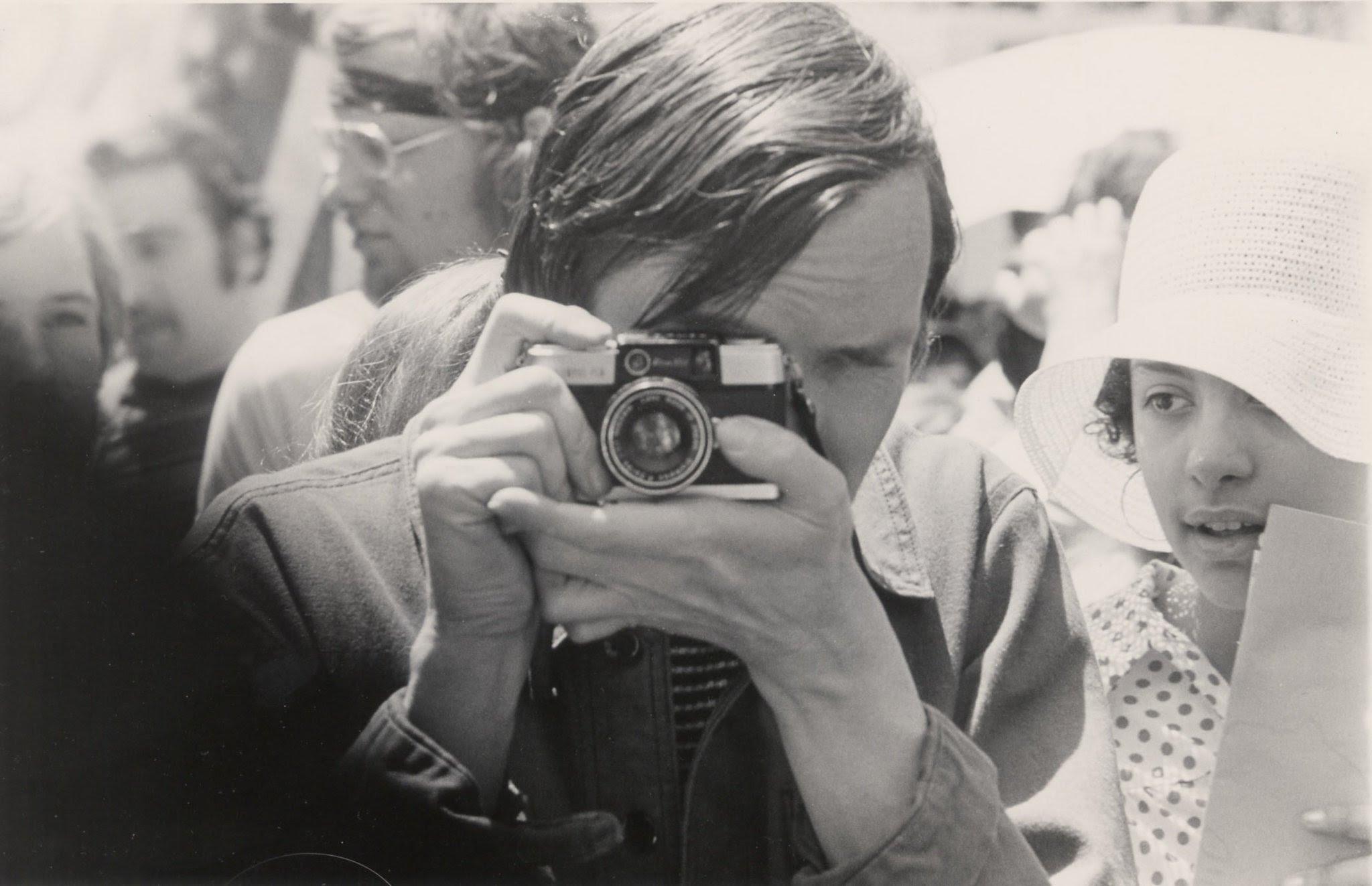 映画「ビル・カニンガム&ニューヨーク」写真家ビル・カニンガム