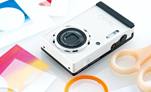 Optio RS 1500 ③