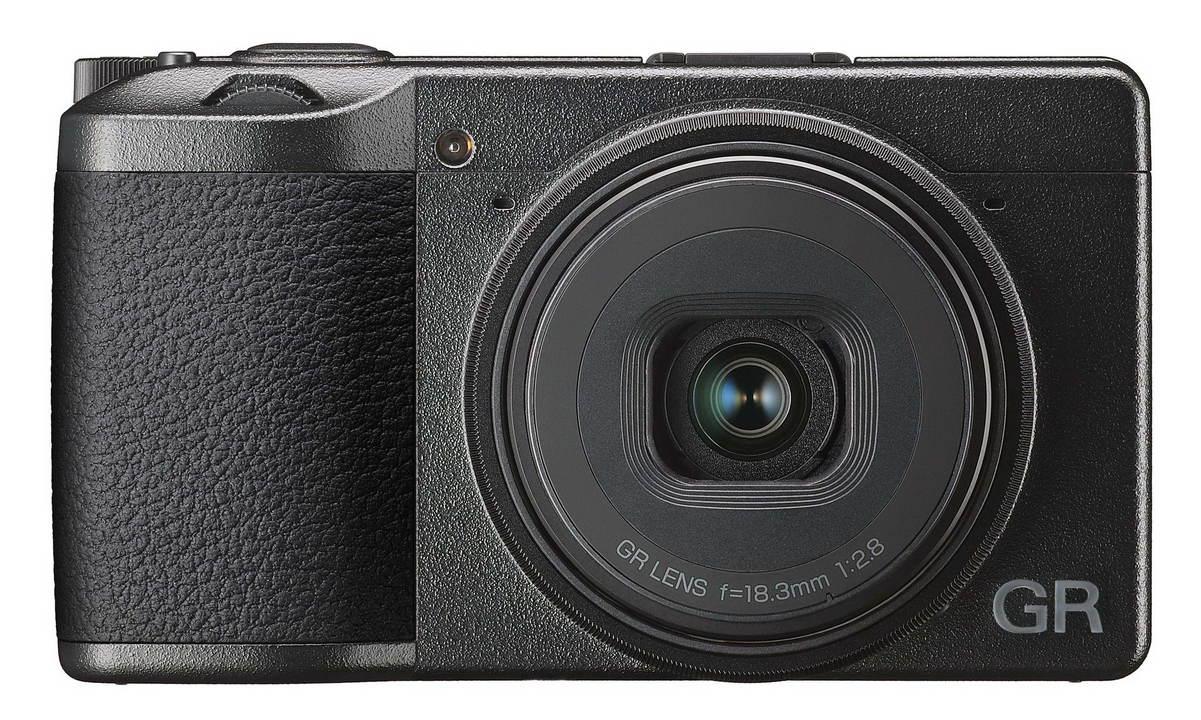 ハイエンドコンパクトデジタルカメラ「RICOH GR III」