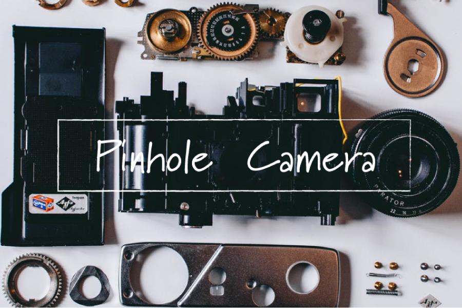 ピンホールカメラ アイキャッチ