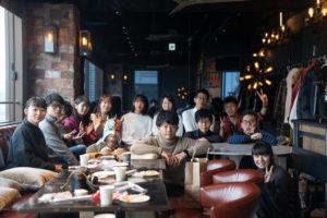 関西写真部SHARE 忘年会パーティーin北浜 2019年もありがとうございました!