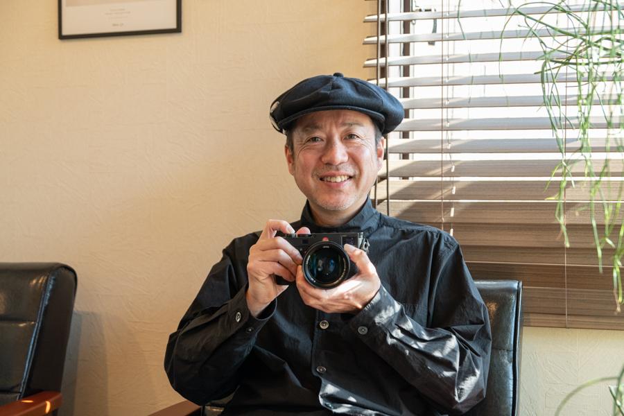 ワンシャッターに全集中。植田正治師事・写真家瀬尾浩司インタビュー