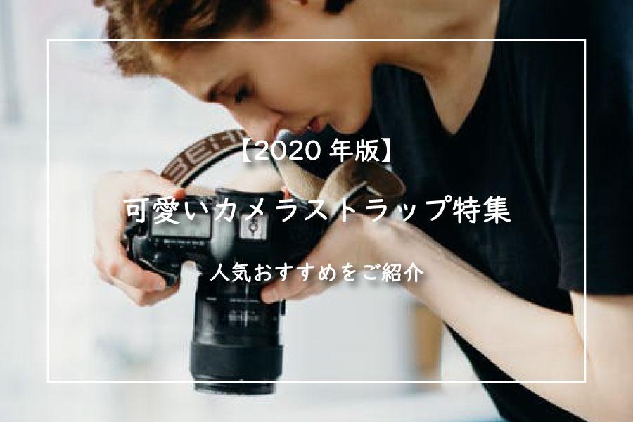 【2020年版】毎日でも付けたい!女性向け可愛いカメラストラップ