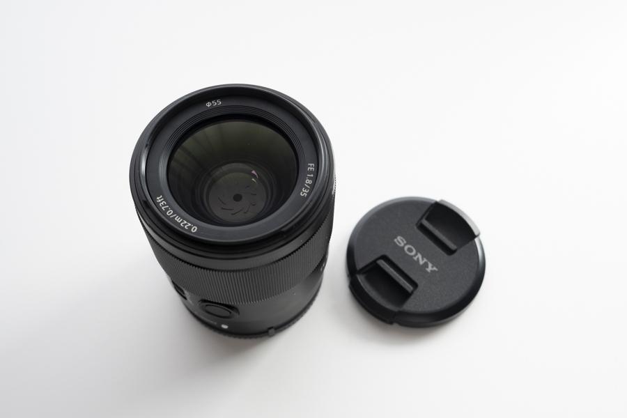 SONYFE 35mm F1.8 SEL35F18F 単焦点レンズ
