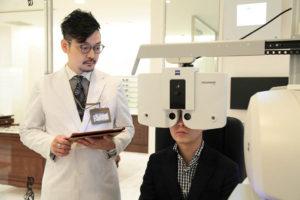 眼精疲労の原因は度数の合わない眼鏡?高い精度の視力測定がライフスタイルを豊かにするワケ